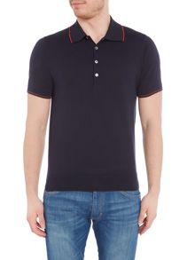 PS By Paul Smith Knit Polo Shirt
