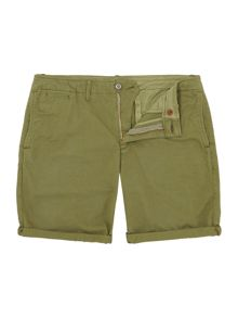 Scotch & Soda Garment Dyed Twill Shorts