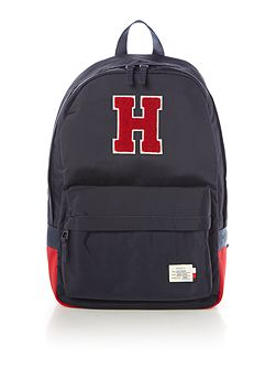 Flock `H` Logo Backpack