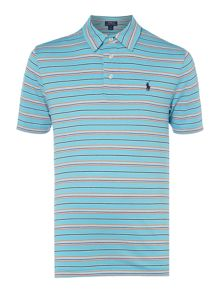 Polo Ralph Lauren Boys Striped Jersey Polo Shirt