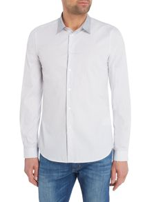 PS By Paul Smith Formal Melon Print Shirt