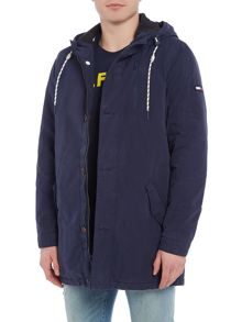 Tommy Hilfiger Coated Parka Jacket
