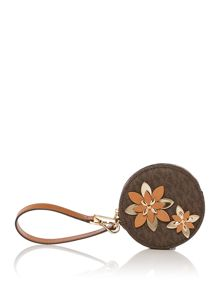 Michael Kors Flowers small coin purse