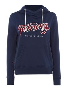 Tommy Hilfiger Basic Graphic Hoody