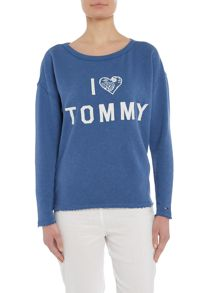 Tommy Hilfiger Love Tommy Sweater