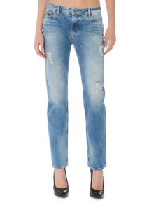 Tommy Hilfiger Straight Ankle Suky Jeans