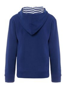Polo Ralph Lauren Boys Half Zip Polo Hooded Sweater