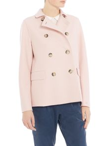 Tommy Hilfiger Beth Boiled Wool Jacket