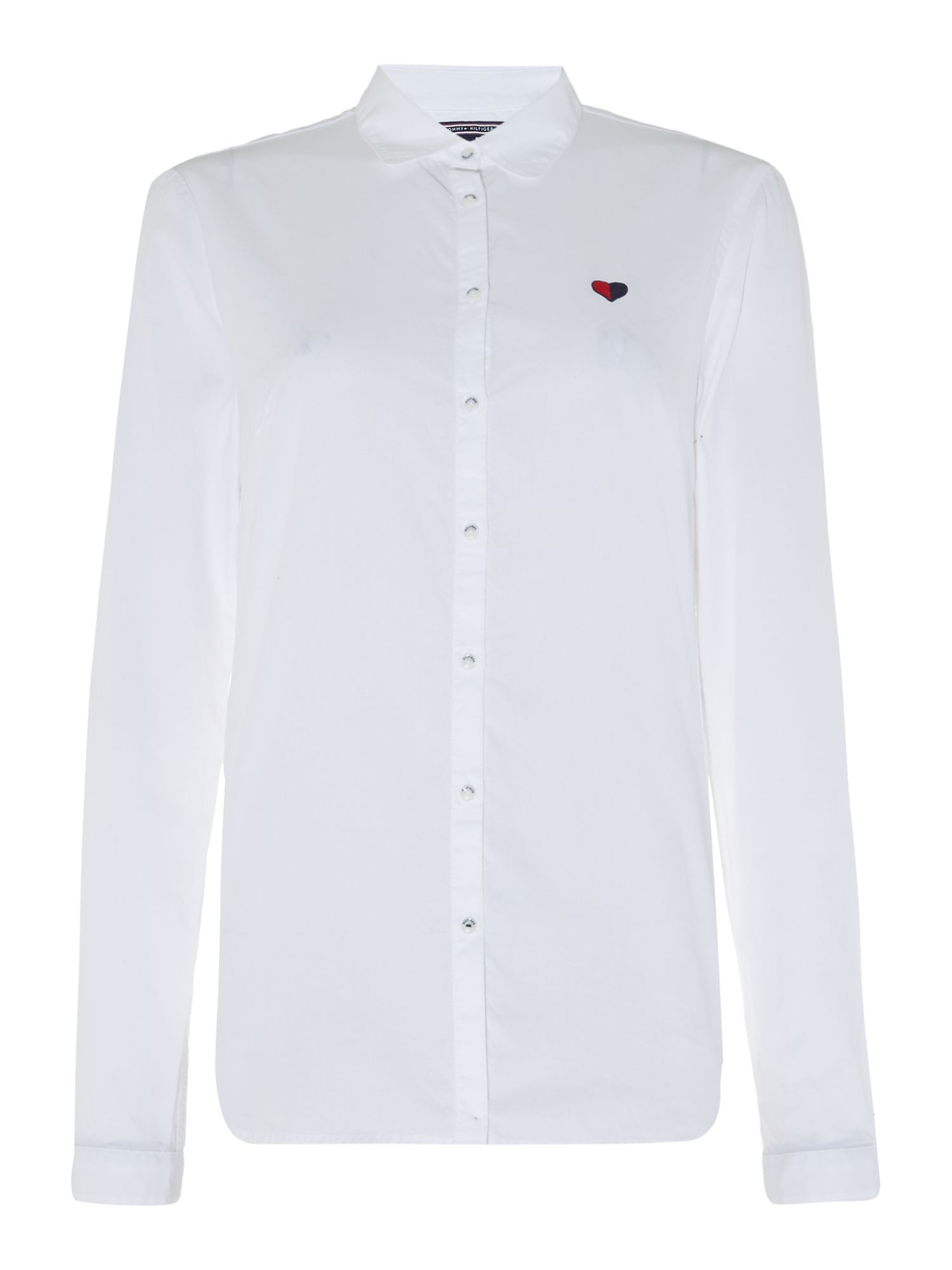 Tommy Hilfiger Aurora Oxford Shirt, White