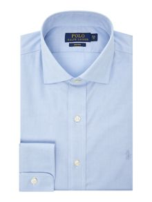 Polo Ralph Lauren Classic Fit Poplin Tonal Polo Player Shirt