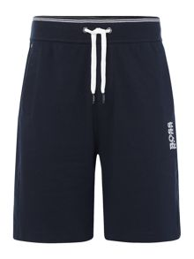 Hugo Boss Logo Cotton Shorts