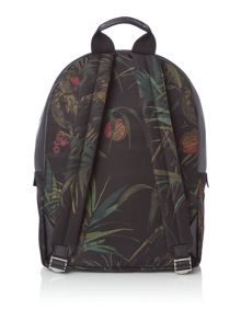 Paul Smith Leather Sport Backpack