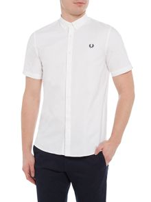 Fred Perry Classic Fit Oxford Short Sleeve Shirt
