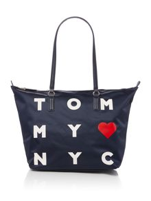 Tommy Hilfiger Poppy medium tote bag