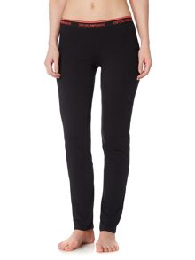 Emporio Armani Visibility iconic regular fit lounge pant