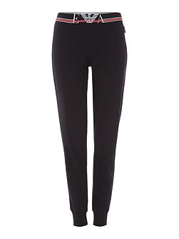 Visibility sporty cuffed lounge pants
