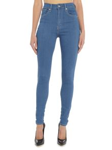 Levi's Mile high super skinny in outta sight