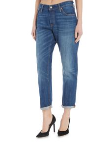 Levi's 501 CT Boyfriend Tapered in Crate Digger