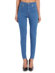 Levi's Line8 mid rise skinny jean in L8 Surf