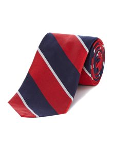 Polo Ralph Lauren College Wide Stripe Tie