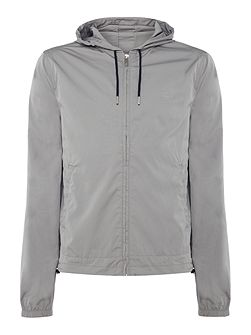 Light-Weight Hooded Jacket
