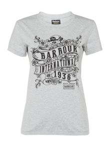 Barbour Barbour international riser tee