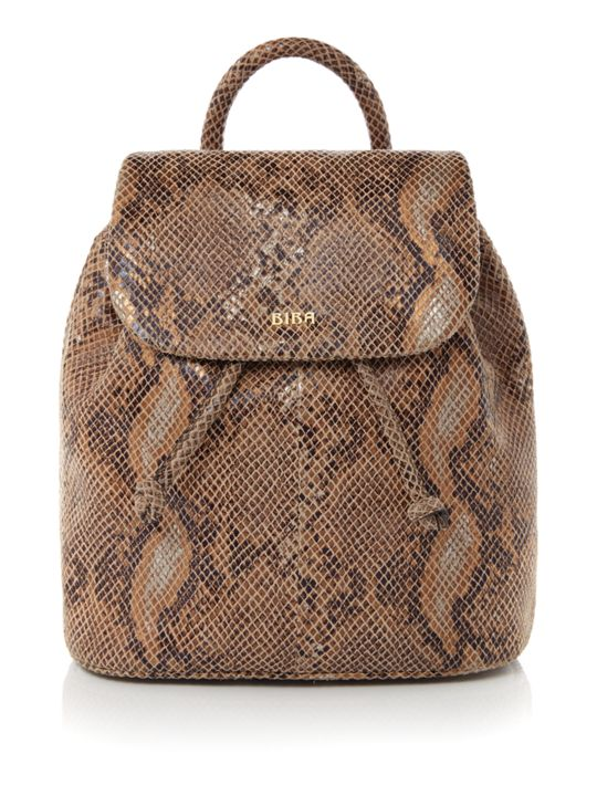 Biba Mini Backpack