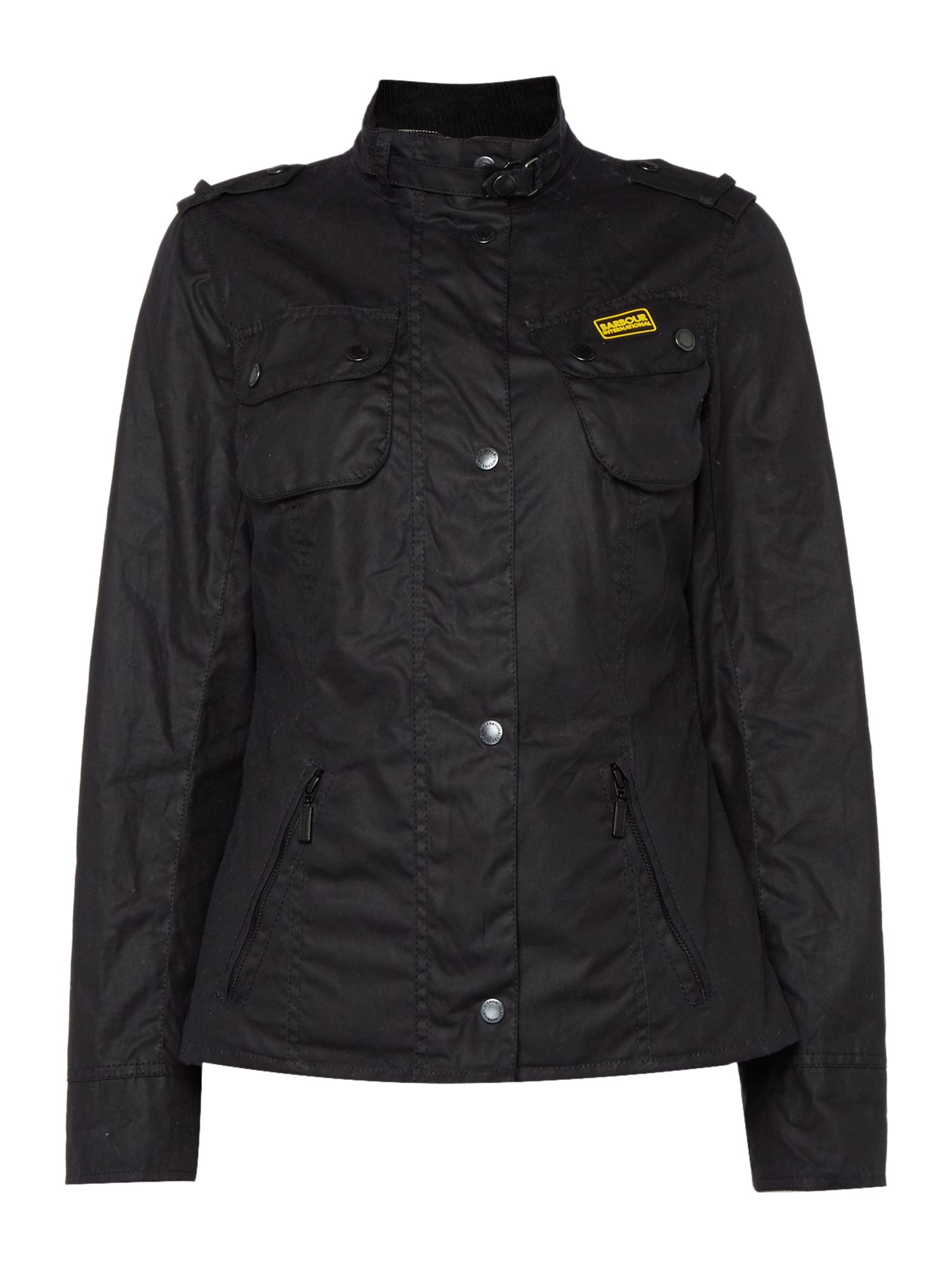Barbour Barbour International wax jacket Navy