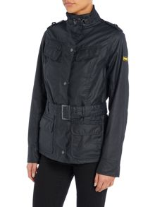 Barbour Barbour International huggers wax jacket
