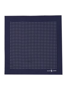 Polo Ralph Lauren Spot Pocket Square