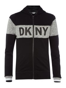 DKNY Boys Cotton Cardigan