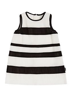 Girls Pleated Dress