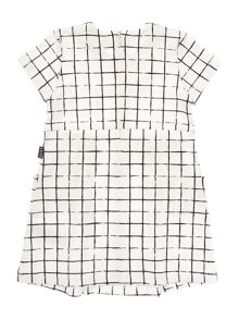 DKNY Girls Cotton Dress