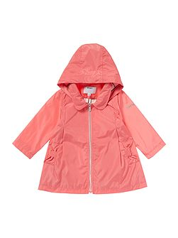 Girls Water Repellent Jacket
