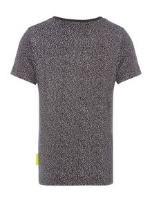 DKNY Boys Speckled T-Shirt