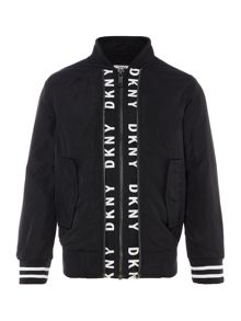 DKNY Boys Water Repellent Cardigan