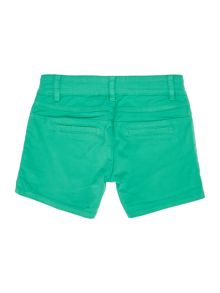 DKNY Girls Cotton Shorts