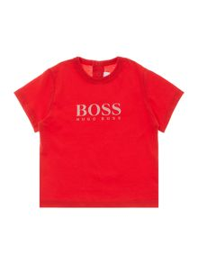 Hugo Boss Baby Boys Cotton T-Shirt