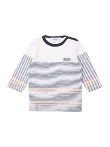Hugo Boss Baby Boys Long Sleeved T-Shirt