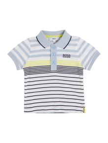 Hugo Boss Boys Short sleeves polo