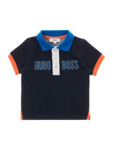 Hugo Boss Baby Boys Logo Polo Shirt