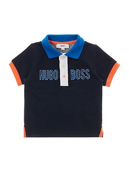 Baby Boys Logo Polo Shirt