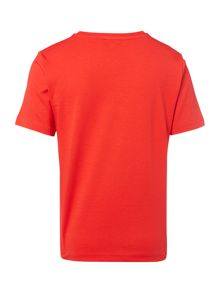 Hugo Boss Boys Cotton Logo T-Shirt