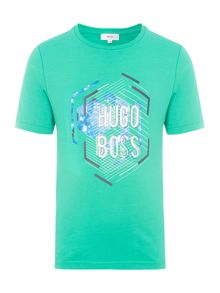 Hugo Boss Boys Graphic T-Shirt