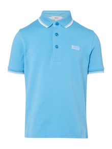 Hugo Boss Boys Cotton Polo