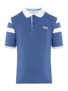 Hugo Boss Boys Shorts sleeved polo