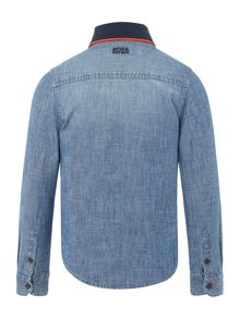 Hugo Boss Boys Long sleeved shirt