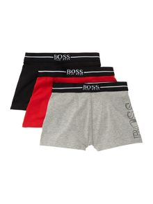 Hugo Boss Boys Set of 3 boxer shorts