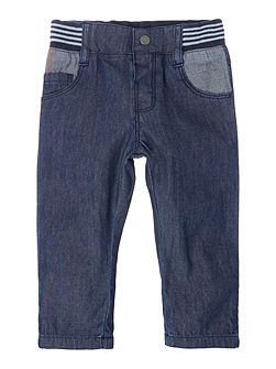 Baby Boys Denim Jeans