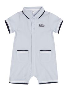 Hugo Boss Baby Boys Babygrow